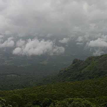 When the Monsoon arrives in South India