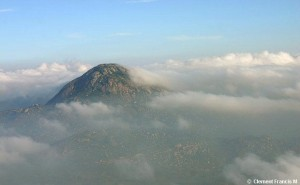 Nandi Hills – Cloud covered