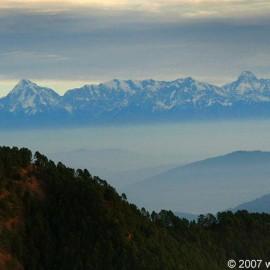 Trip to Pangot, Western Himalayas